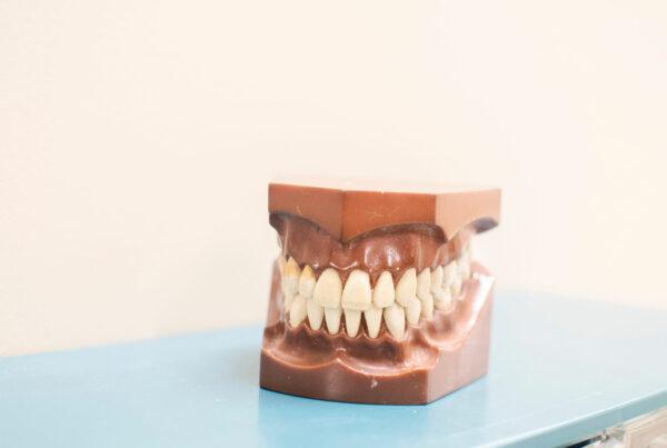 Dentures Broke