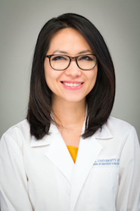 Dr Michelle Ly, DMD